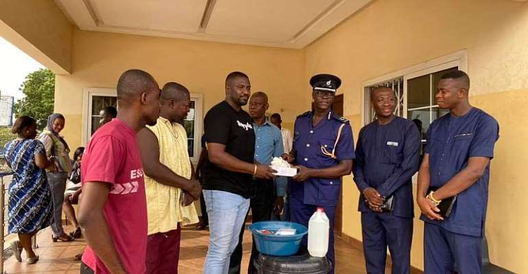 Support Government Effort To Fight COVID19—John Dumelo