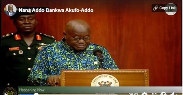 President Nana Addo Danquah Akufo-Addo