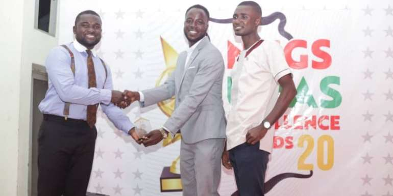 Check Out All Winners At 2020 UHAS-NUGS Excellence Awards