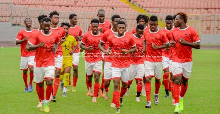 Asante Kotoko Players To Test For Coronavirus