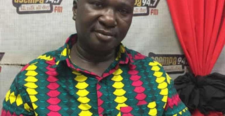 Edmund Ackah Confirms Resignation From Position As Kotoko's Accra Rep