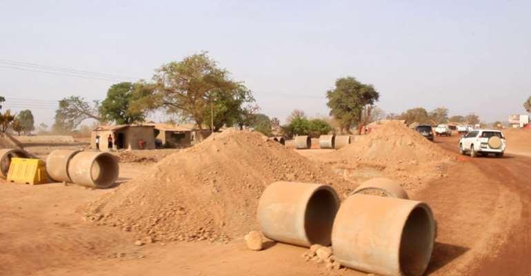 Contractors Demand 30 More Months To Complete Bolga-Bawku-Pulmakom Road