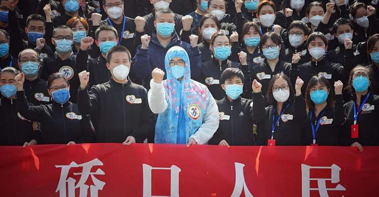 Wuhan records first day without new coronavirus cases