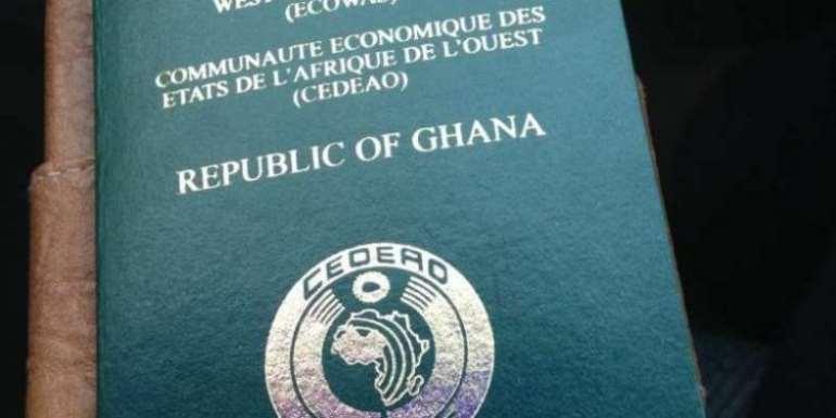 Coronavirus: Passport Services Suspended