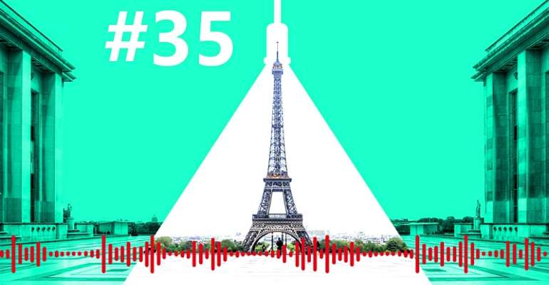 Podcast: France in coronavirus lockdown, love in a time of crisis, and the 'confetti' of an empire