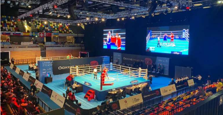 IOC Boxing Taskforce Suspends European Qualifier In London