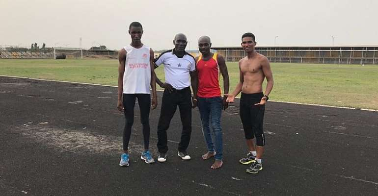 Athletes Prepare For 2020 Kwahu Marathon And Future Long Distance Races