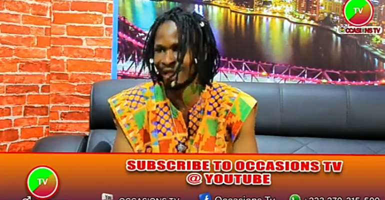 VIDEO: I Am Campaigning For Homosexualism To Be Legalized In Ghana - Adonai Lucifer