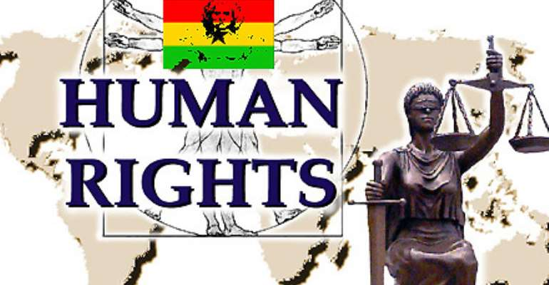 Report on Ghana's Human Rights Practices  For 2003