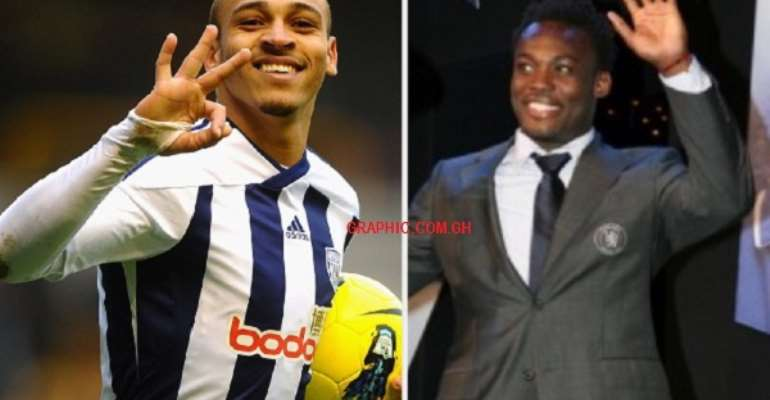 Ex-Nigerian star Peter Odemwingie set to join Essien in Indonesian league