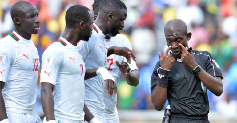FIFA to order South Africa to replay Senegal in World Cup qualifier after referee manipulation