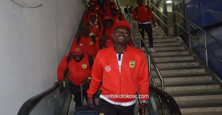 Showing CK Akunnor The Exit Will Be A Wrong Decision - Yusif Chibsah
