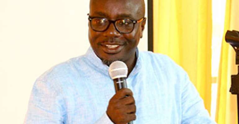 Akwasi Agyemang, Chairman, GTA