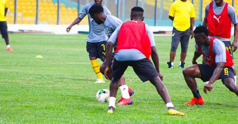 2019 AFCON Qualifier: Kwesi Appiah Hails Players Attitude Ahead Of Kenya Clash