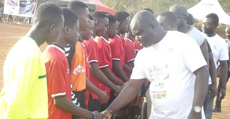 Forsports Foundation Holds Maiden Community Games To Create Aids Awareness