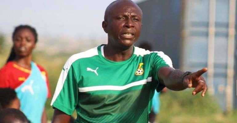 GFA Profiles Black Princesses Head Coach Yusif Basigi