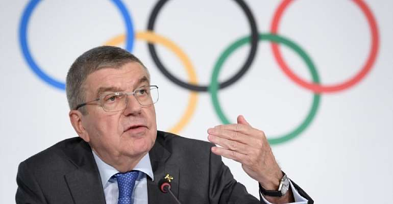 Bach - IOC Reviewing Games Scenarios, Cancellation Not Among Them