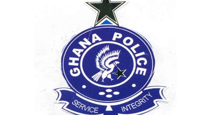 Kasoa: Two Grabbed For Possessing Illegal Arms