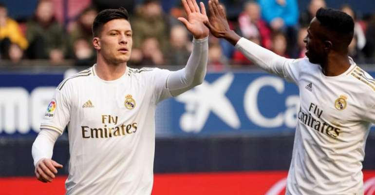 Real Madrid Striker Jovic Faces Criminal Charges For Breaking Coronavirus Quarantine