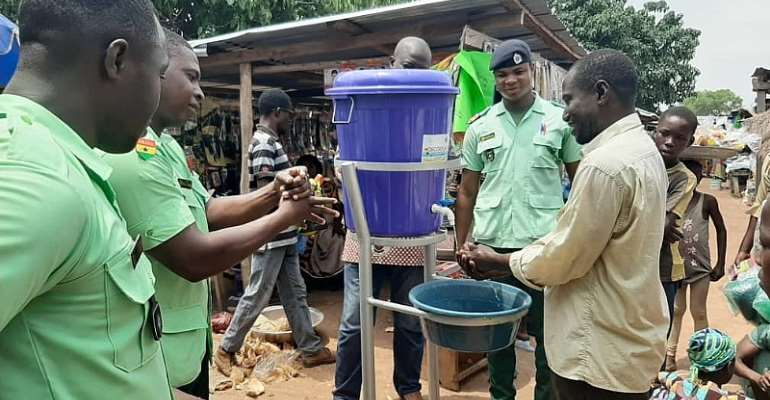 Coronavirus: Tain District Assembly Takes Precautionary Measures To Prevent The Spread