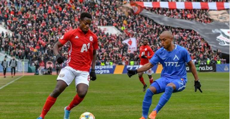 'I Miss Football', Says Talented Winger Edwin Gyasi