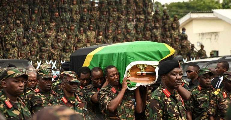 Africa's  Magufuli problem