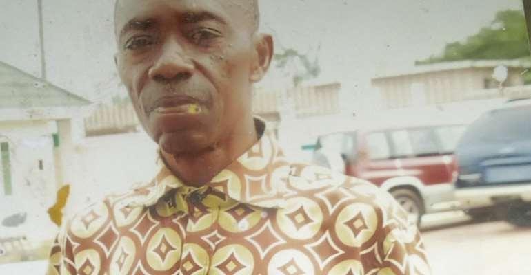 Mr. Osei Yaw ex cpp chairman Ashanti