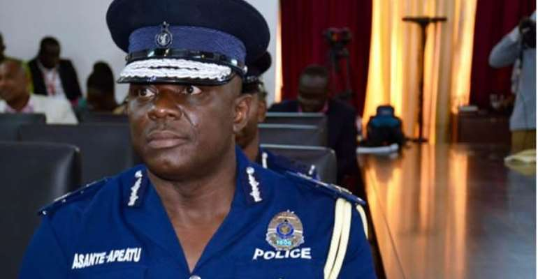 Ejura residents demand action from police to stop armed robbery incidents