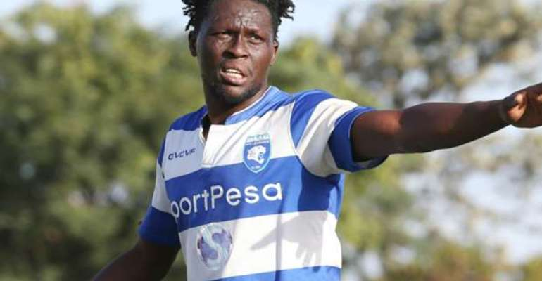 AFC Leopards coach Stewart Hall hails Fiamenyo and Ingotse in win over Nakumatt
