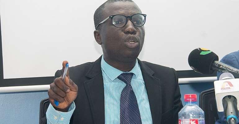 Appiah Kusi Adomako, Country Director, CUTS International Ghana