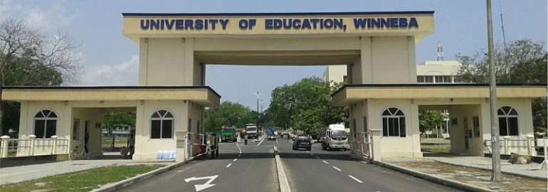 The University Of Education In Winneba: Fantasy, Accusations And Illegalities