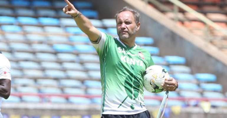 2019 AFCON Qualifiers: We Are Not Under Pressure Ahead Of Ghana Clash - Sebastien Migne