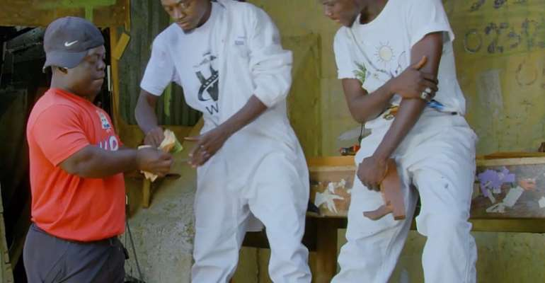 Lil Win Ft Kuami Eugene - Anointing (Official Video)