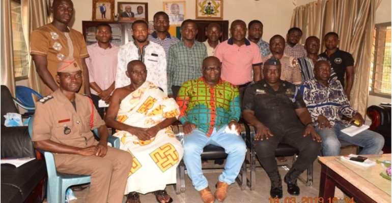 Atebubu-Amantin Gets Disaster Management Committee