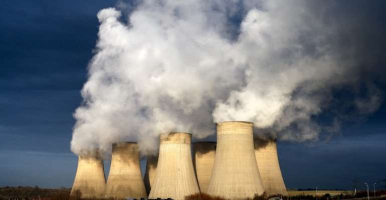 Climate Change: Africa Confronts Global Warming