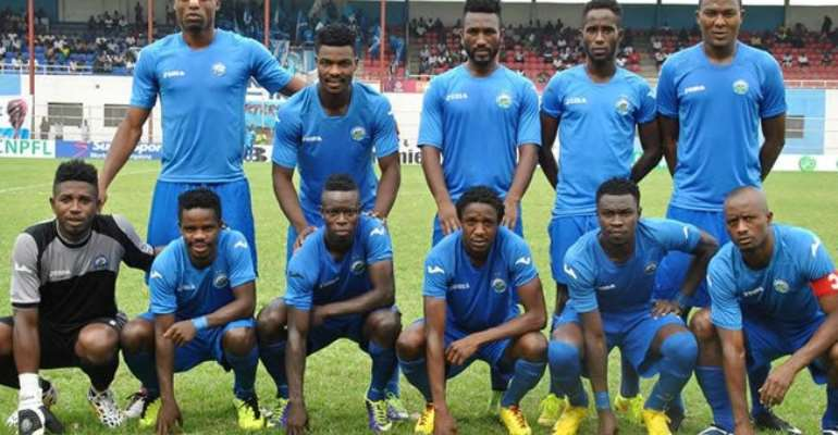 Nigerian Giants Enyimba Victims Of Armed Team Bus Attack
