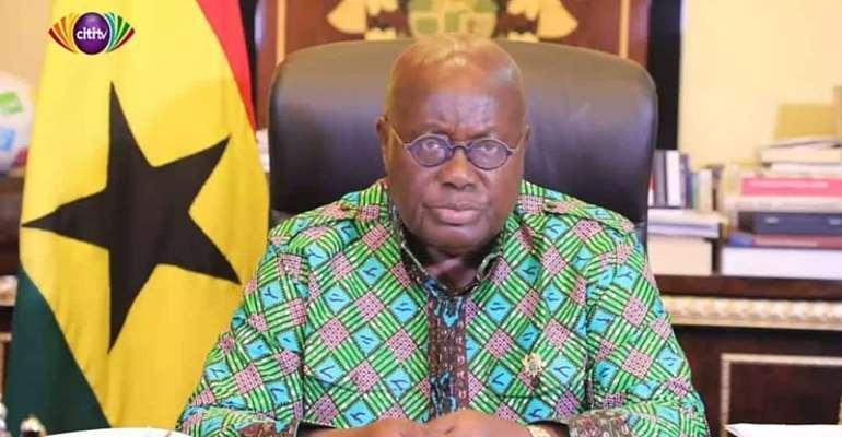 Coronavirus: Akufo-Addo Orders Mandatory Quarantine Of Travellers Entering Ghana