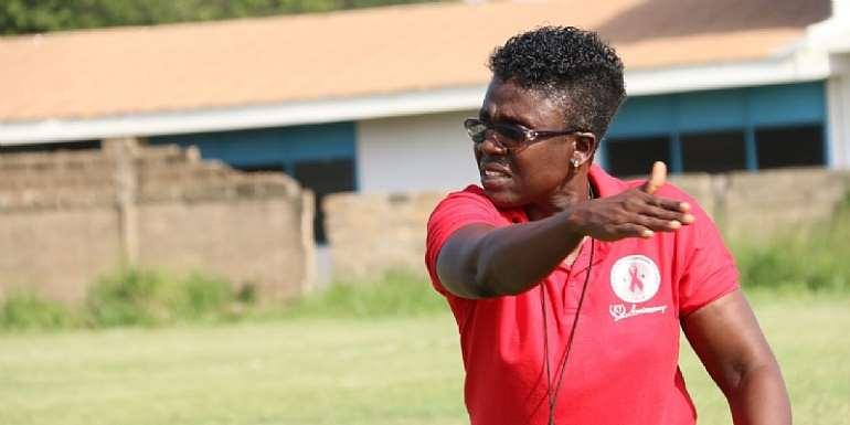 Profile Of Black Queens Head Coach Mercy Tagoe-Quarcoo