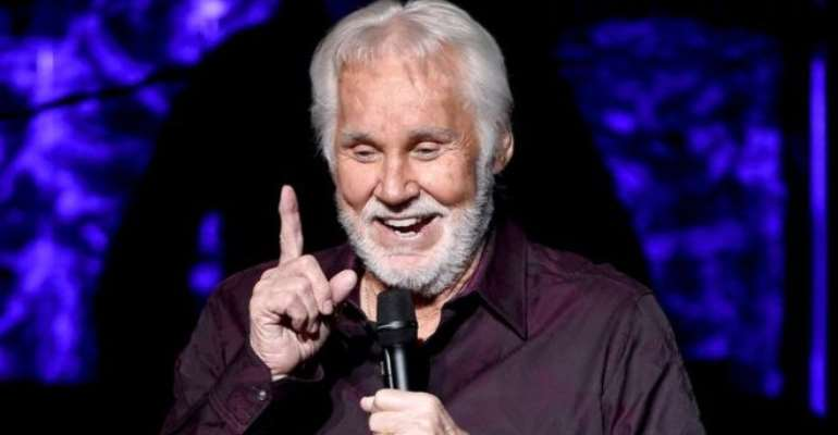 Country Music Star Kenny Rogers Dies At 81