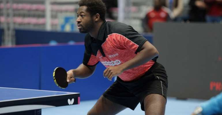 Who Represents Africa In Table Tennis At Tokyo 2020?