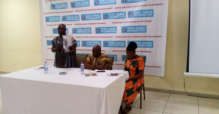 STAR Ghana Foundation Holds First Annual General Meeting