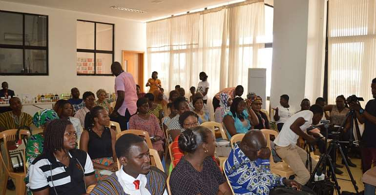 EU, UNIDO WACOMP Holds Cosmetics Conference In Tamale