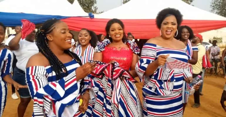 NPP Staunch Queens Launched In Kumasi