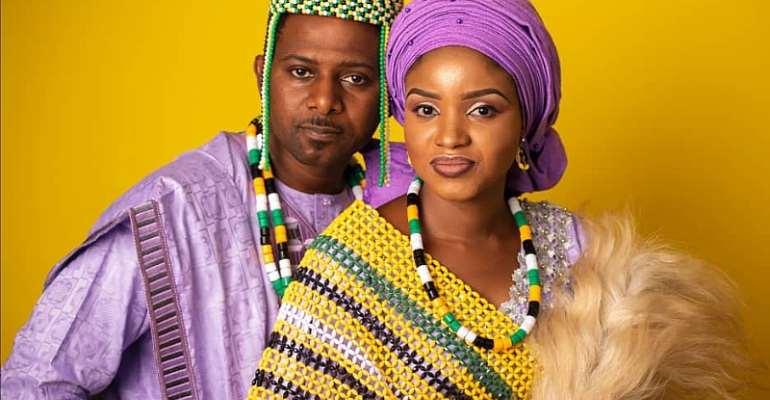 CEO Eskimo Records, Victor Okpanachi Releases Pre- Wedding Shot WithFiancee Zarmwa Obidah Ahead Of Conjugal Bliss