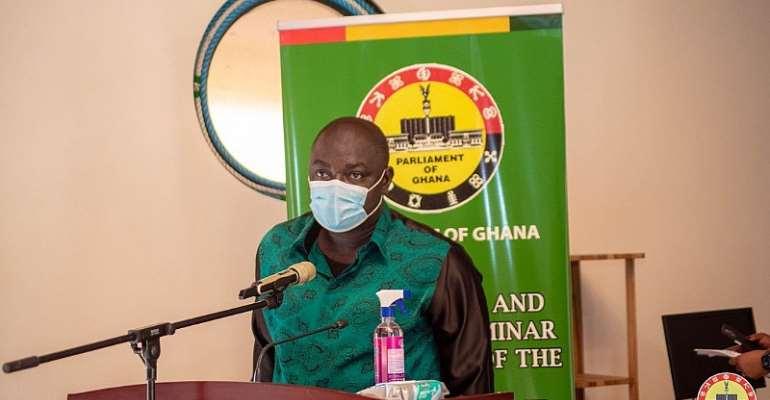 Stop inciting Minority against Akufo-Addo's nominees – Mpraeso MP jabs NDC