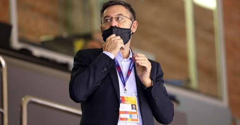 Josep Maria Bartomeu  Image credit: Getty Images