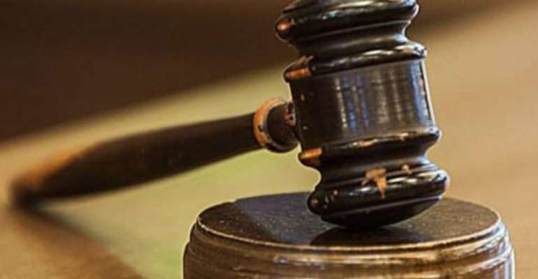 Court fines tricycle rider for 'biting' Cops