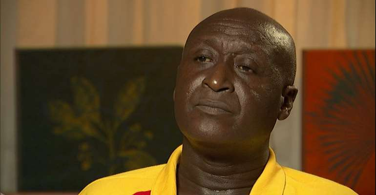 Former Black Stars player Kuuku Dadzie claims he is the best local coach for Ghana coaching job