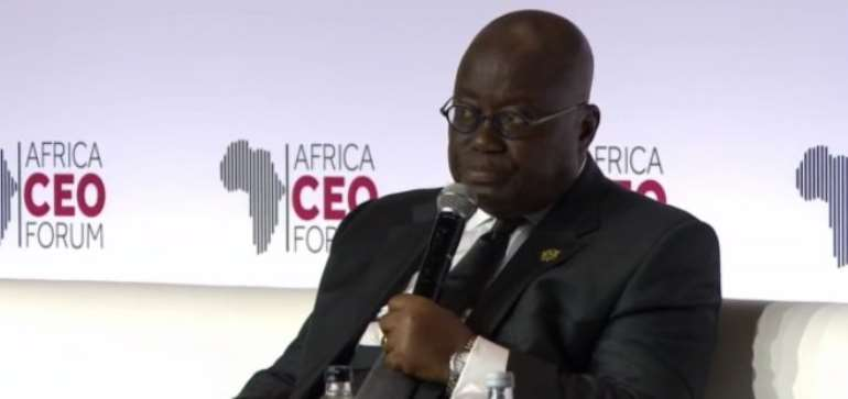 Africa must use its resources to create prosperity – Nana Addo