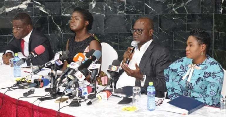 FIFA Task Force, Normalization Committee To Hold Press Conference Today